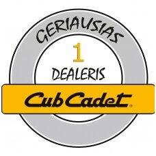 Rankis.lt komanda - geriausi Cub Cadet pardavėjai Lietuvoje 2017 metais
