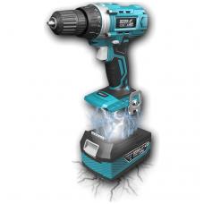 DEDRA SAS+ALL 18V - Viena baterija - daugybė galimybių!