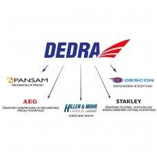Dedra - šiuolaikinės technologijos ir kokybė