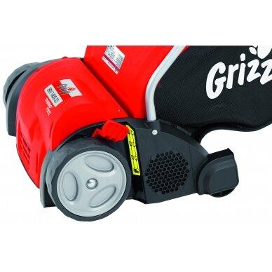 Aeratorius/Skarifikatorius 1400W Grizzly ERV 1400-35 3