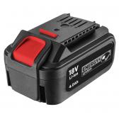 Akumuliatorius - baterija 18V 4Ah Graphite 58G004