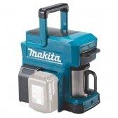 Akumuliatorinis kavos virimo aparatas Makita DCM501Z (be akumuliatoriaus ir pakrovėjo)