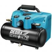 Akumuliatorinis kompresorius DEDRA DED7077V 6L, SAS+ALL