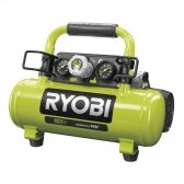 Akumuliatorinis kompresorius Ryobi R18AC-0, 18V