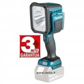 Akumuliatorinis LED prožektorius Makita DEADML812, 14,4/18V, 1250 lm