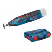 Akumuliatorinis rotacinis įrankis Bosch GRO 12V-35 solo Professional
