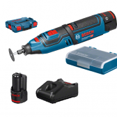 Akumuliatorinis rotacinis įrankis Bosch GRO 12V-35  Professional