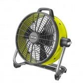 Akumuliatorinis ventiliatorius Ryobi R18F5-0 (be akum. ir be krov.)