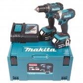 Akumuliatorinių įrankių komplektas Makita DLX2127MJ (DDF482+DTD152)