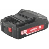 Akumuliatorius 18 V 2,0 Ah Li-ion Power Compact, Metabo