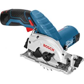 Akumuliatorinis diskinis pjūklas Bosch GKS 12V-26  Professional