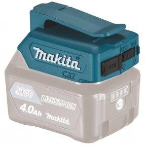 Akumuliatorių adapteris 10,8V -> USB Makita SEAADP06