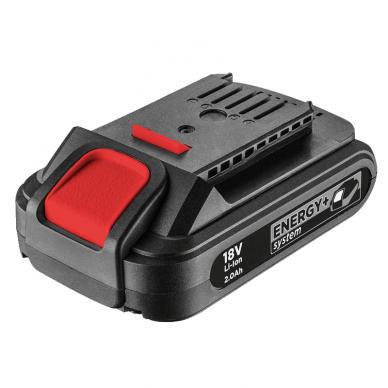 Akumuliatorius - baterija 18V 2Ah Graphite 58G001