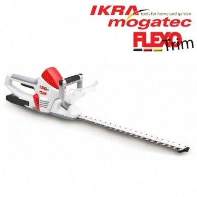 Akumuliatorinės gyvatvorių žirklės 24V Flexo Trim AHS 6024 LI-P