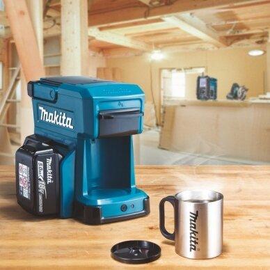 Akumuliatorinis kavos virimo aparatas Makita DCM501Z (be akumuliatoriaus ir pakrovėjo) 3
