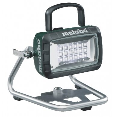 Akumuliatorinis prožektorius BSA 14,4-18 LED korpusas, Metabo