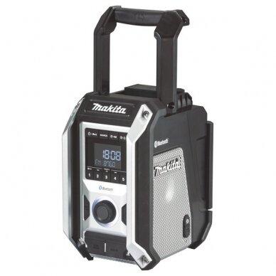 Akumuliatorinis Radijas Makita DMR114B su Bluetooth, Aux, USB