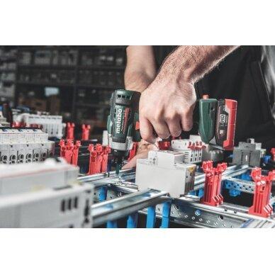 Akumuliatorinis suktuvas PowerMaxx SSD 12V BL 2,0 Ah, Metabo 2
