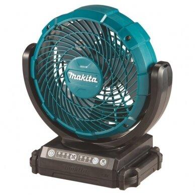 Akumuliatorinis ventiliatorius Makita CF101DZ, 10.8-12V