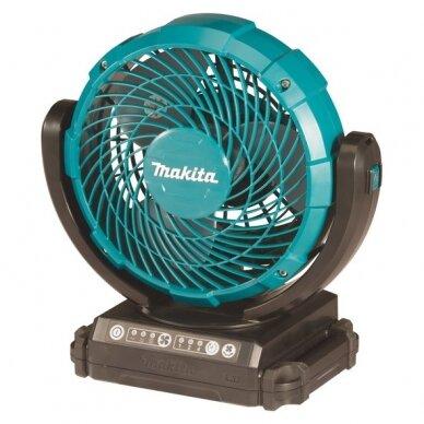 Akumuliatorinis ventiliatorius Makita DCF102Z, 18V