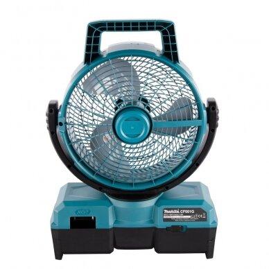 Akumuliatorinis ventiliatorius XGT ® 40Vmax Makita CF001GZ 3