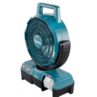 Akumuliatorinis ventiliatorius XGT ® 40Vmax Makita CF001GZ 2