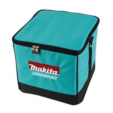 Akumuliatorinių įrankių komplektas Makita CLX224A 12V MAX; 2x2,0 Ah Li-ion (DF333D + TD110D šaltkrepšyje) 3