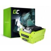 Analogas akumuliatoriui - GreenWorks 40V Ni-MH, 4Ah