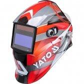 Automatiškai tamsėjanti suvirinimo kaukė, skydelis Yato YT-73921