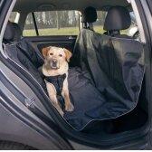 Automobilio sėdynės uždangalas 145x160cm juodas
