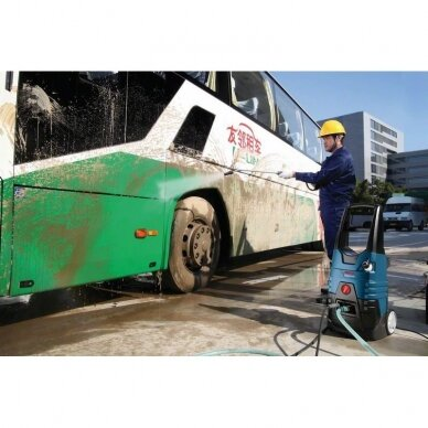 Aukšto slėgio plovimo įrenginys Bosch GHP 6-14 Professional 3