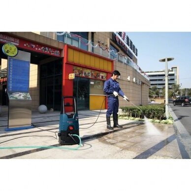 Aukšto slėgio plovimo įrenginys Bosch GHP 6-14 Professional 2