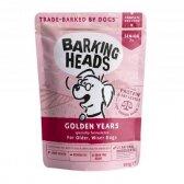 BARKING HEADS Wet Golden Years kons. seniems šunims 300g
