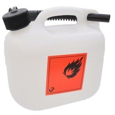 Bakelis kurui (benzinui, dyzelinui) 5l, Hitachi 2