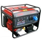 Benzininis generatorius AL-KO 6500D-C, 5,0 kW