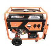 Benzininis generatorius Astor BS6500E, 5.5 kW su el. starteriu