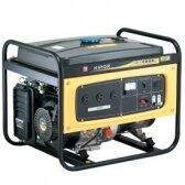 Benzininis generatorius Kipor KGE4000X, 3.3kW, 230V