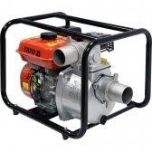 "Benzininis vandens siurblys Yato YT-85402, 3"" 5,9HP 60M3/h"