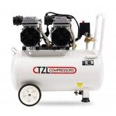 Betepalinis oro kompresorius TZL-50H2, 2.4 kW - 50L
