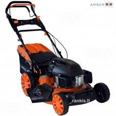 Benzininė žoliapjovė Amber-line Volt 4.8kW su el. starteriu