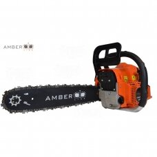 Benzininis grandininis pjūklas AMBER-LINE X-CLASS X-451, 2.8 kW