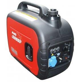 Benzininis generatorius AL-KO 2000 i, 1,6 kW