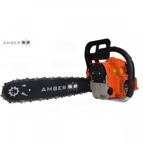 Benzininis grandininis pjūklas AMBER-LINE X-CLASS X-451, 2.8 kW (nemokamas pristatymas)