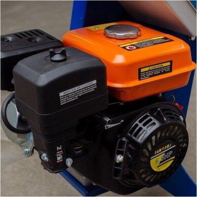 Benzininė malkų skaldyklė 5 kW, 20 t 3