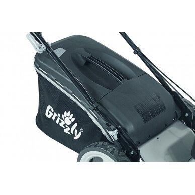 Benzininė savaeigė vejapjovė 2.64kW Grizzly BRM 56-163 BSA InStart Q-360 PREMIUM 8