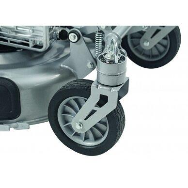 Benzininė savaeigė vejapjovė 2.64kW Grizzly BRM 56-163 BSA InStart Q-360 PREMIUM 6