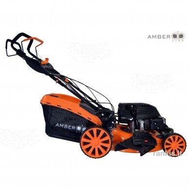 Benzininė žoliapjovė Amber-line Volt 4.8kW su el. starteriu 2