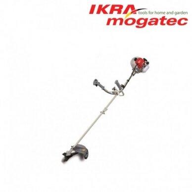 Benzininė žoliapjovė/krūmapjovė 1,1 kW Ikra Mogatec IBF 43