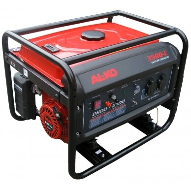 Benzininis generatorius AL-KO 3500-C, 3,1 kW