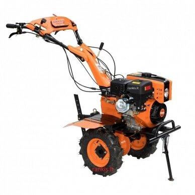 Benzininis motoblokas - kultivatorius ASTOR 1000A, 5.5 kW